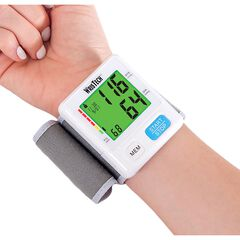 Color Coded Slim Wrist BPM, WHITE