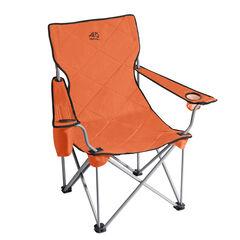 Extra Wide King Kong Folding Camp Chair, BURNT ORANGE