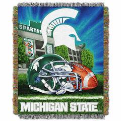 Michigan State HFA Throw,