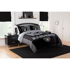 COMFORTER SET DRAFT-RAIDERS, MULTI
