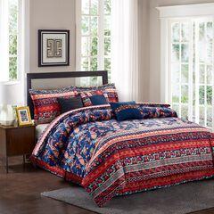Hannah 7-Piece Comforter Set, MULTI