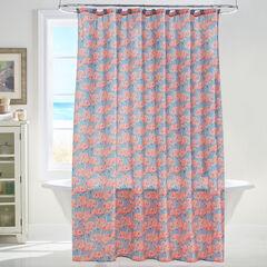 Flamingo 15-Pc. Shower Curtain Set, MULTI