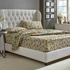 Bed Tite™ 300-TC. Printed Sheet Set, SAGE