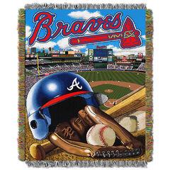 Braves HomeField Advantage Throw,
