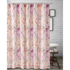 Ibiza Shower Curtain , MULTI