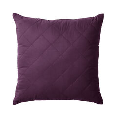 "BH Studio® 20""Sq. Pillow, PLUM DUSTY LAVENDER"