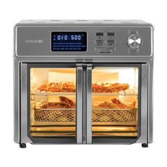 Kalorik® 26 Quart Digital Maxx Air Fryer Oven, STAINLESS STEEL