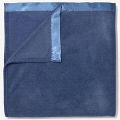 BH Studio Luca XL Blanket, DENIM