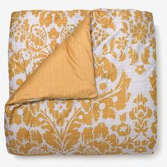 Maggie 20-Pc. Comforter Set, YELLOW