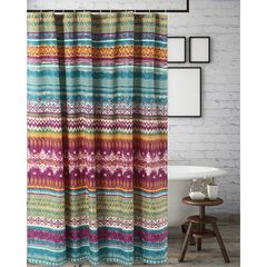 Southwest Shower Curtain , MULTI