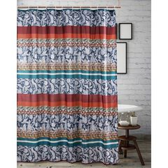 Vista Shower Curtain , MULTI