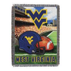 West Virginia HFA Throw,