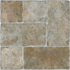 "Nexus 12"" x 12"" Self Adhesive Vinyl Floor Tile, GRANITE"