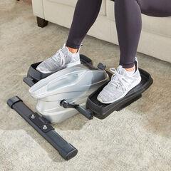 Circulation Elliptical Leg Exerciser, SILVER