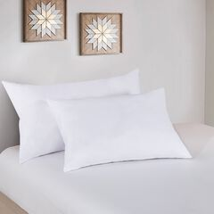 Springloft™ Twin Pack Down Alternative Pillow, WHITE