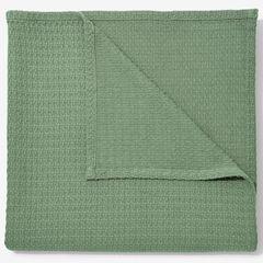 BH Studio Cotton Blanket, SAGE