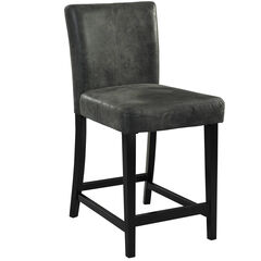 Mcintosh Counter Stool, CHARCOAL BLACK
