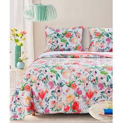 Blossom Quilt Set , FLORAL