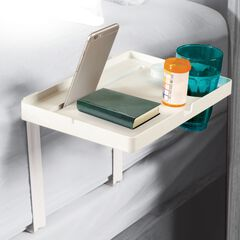 Bedside Table, WHITE