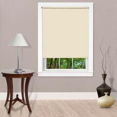 Cords Free Tear Down Room Darkening Window Shade, IVORY