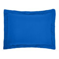BH Studio® Sham, OCEAN BLUE MARINE BLUE