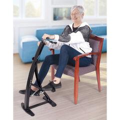 HOMETRACK™ Deluxe Home Exercise Bike, BLACK