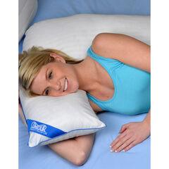 Contour® L-Pillow, WHITE
