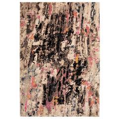 Liora Manne Fresco Abstract Indoor/Outdoor Rug, MULTI