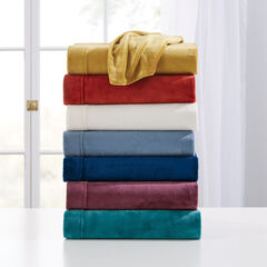 BH Studio 4-Pc. Microfleece Sheet Set,
