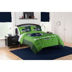 COMFORTER SET DRAFT-SEAHAWKS, MULTI