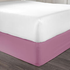 BH Studio Bedskirt, DUSTY LAVENDER