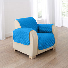 BH Studio Water-Repellent Microfiber Chair Protector,