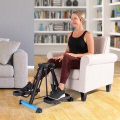 Hometrack™ Leg Exerciser, BLACK BLUE