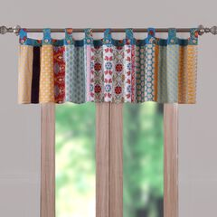 Thalia Window Valance , MULTI
