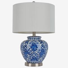 Antalya Blue Table Lamp, BLUE
