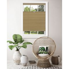Top Down-Bottom Up Cordless Honeycomb Cellular Shade, WHEAT
