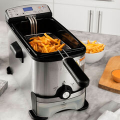 Kalorik Digital Deep Fryer, SILVER