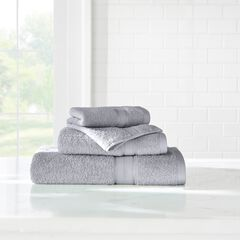 Cannon 3-Pc. Towel Set, GRAY