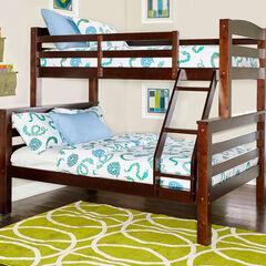 Pembrook Twin Full Bunk Bed, ESPRESSO