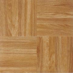 """Sterling 12"""" x 12"""" Self Adhesive Vinyl Floor Tile, SQUARE"""