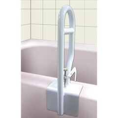 Bath Safety Bar, WHITE