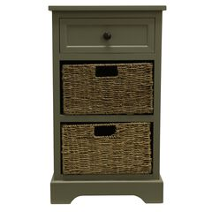 Montgomery Accent Chest , OLIVE
