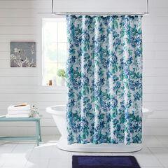 13-Pc. Waverly Floral Shower Curtain Set, FLORAL ENGAGEMENT