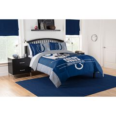 COMFORTER SET DRAFT-COLTS, MULTI
