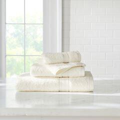 Cannon 3-Pc. Towel Set, IVORY
