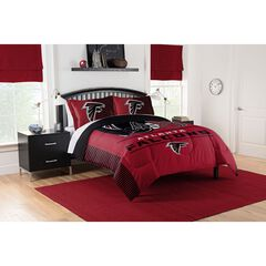 COMFORTER SET DRAFT-FALCONS, MULTI