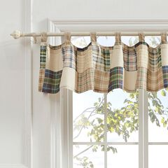 Oxford Window Valance , MULTI