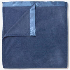 BH Studio Luca XL Blanket, DENIM