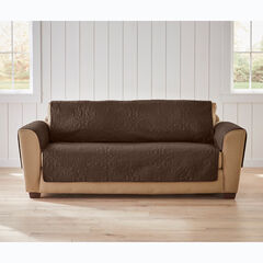 Pinsonic Sofa Pet Protector, CHOCOLATE