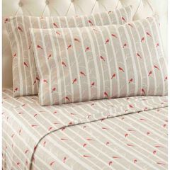 Micro Flannel® Print Sheet Set, FLANNEL